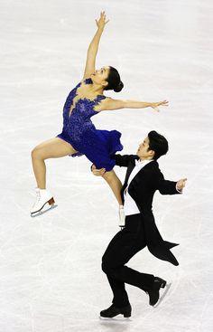 Maia Shibutani and Alex Shibutani Skate America 2014 free dance
