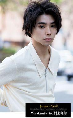Murakami Nijiro won the Best New Actor award (for Distraction Babies) from the prestigious Kinema Junpo, on their 90th award season, just as Yagira Yuya won Best Actor for the same movie.