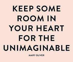 Open mind, partially open heart