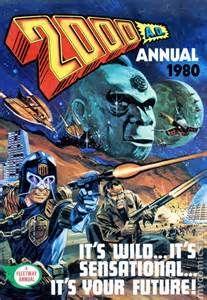 2000AD Annual 1980