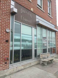 Daly Tea Company Tea Companies, Ontario, Restaurants, Windows, Restaurant, Ramen, Window