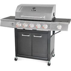 Walmart Backyard Grill 4 Burner backyard grill 4-burner gas grill with side burner   backyard and house