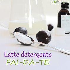 Dopo aver provato la ricetta del latte detergente naturale fai da te contenuta in questo articolo, non vorrete usare altro per la vostra pulizia del viso