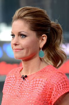 candace cameron bure red hair - Google Search