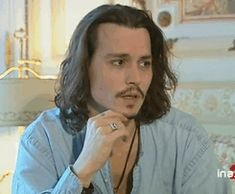 Johnny Depp in an interview in 2000.