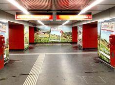 Servus TV Stationbranding Servus Tv, Basketball Court, Visual Communication, Advertising, Life