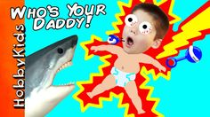Who's Your Daddy? Real Baby Game Family Fun Video Gaming PART 1 HobbyKidsTV - WATCH VIDEO HERE -> http://philippinesonline.info/trending-video/whos-your-daddy-real-baby-game-family-fun-video-gaming-part-1-hobbykidstv/   HobbyDad and HobbyKids play Who's Your Daddy.  Watch as we see all the mischief we can get into as a baby and daddy in this crazy video game.  This idea created by HobbyKidsTV. Subscribe for NEW Shows:   —TOY VIDEOS— World's Biggest Su
