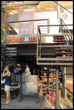 【泰國清邁】RISTR8TO2 世界拉花大賽第六名的咖啡店 @ 小盛的流浪旅程 :: 痞客邦 PIXNET ::