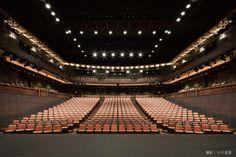 彩の国さいたま芸術劇場 大ホール|納入事例|コトブキシーティング株式会社