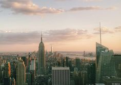 It's one of the most famous views in the world, but where do you get the best view? Here are 10 of the best places to see the New York City skyline.