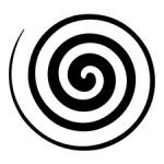 celtic single spiral