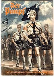 Resultado de imagen de propaganda nazi hitler