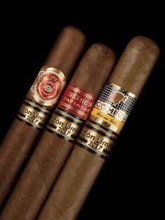 Cuba's New Cigar Lineup For 2017 Cigars And Whiskey, Cuban Cigars, Churchill Cigars, Sax Man, Alcohol Dispenser, Cigar Art, Premium Cigars, Smoking Pipes, Appreciation