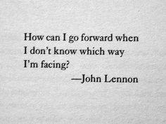 Cómo puedo avanzar cuando no sé en cuál dirección voltear.
