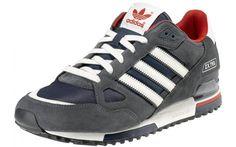 Adidas Originals ZX 750, grey/navy