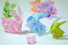 ¿Te gusta el origami? Hoy te mostramos cómo hacer este conejo ideal para regalar en estas Pascuas. Seguí el paso a paso y debutá con el arte japonés.