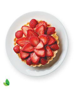 Strawberry Tart with Truvía® Natural Sweetener
