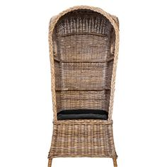 Wicker, Chair, Furniture, Decor, Garden Architecture, Beach Tops, Decorating, Home Furnishings, Inredning