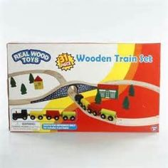 Search Real wood toys wooden train set. Views 11239.