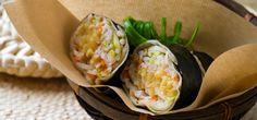 Marinated Tofu Thai Wrap with Sauce | The Chopra Center