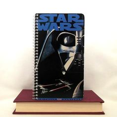 Star Wars Recycled Notebook