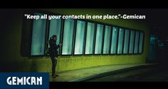 Gemican Contact Management provides a powerful and personalized way to keep all relevant contact information in one accessible, updatable location.
