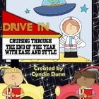 """Here is a fun and exciting way to end the year with a drive in movie party.  Students earn tickets to """"purchase"""" items at the end of the year party..."""