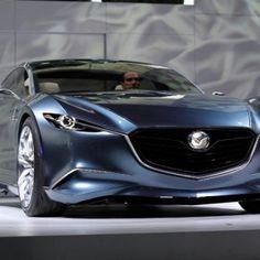 Mazda concept Shinari