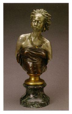 African Venus, 1851  Charles-Henri-Joseph Cordier  French, 1827-1905