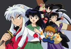 """Commentary on How Rumiko Takahashi Recreated the Shonen Manga Genre for Herself with """"InuYasha"""" 2"""