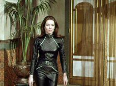 Emma Peel Leather