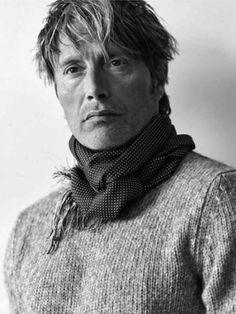 Mads Mikkelsen, not only Hannibal