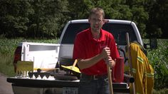 To properly perform a prescribed burn, you need specific tools and equipment. Here is a link from ISU Forestry Extension that will help: http://www.extension.iastate.edu/forestry/publications/PDF_files/PM2088B.pdf Having the right tools like drip torches,  round-pointed shovels, backpack air blowers and garden rakes  will help you with a safe, productive prescribed burn. Learn more about ISU Forestry Extension and Dr. Jesse Randall here: http://www.extension.iastate.edu/forestry/