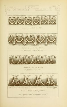 Detail Architecture, Architecture Drawings, Classical Architecture, Neoclassical Interior, Door Gate Design, Carving Designs, Zen Art, Pattern Library, Document