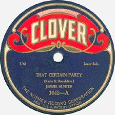 the Clog art+pop culture: Vintage Record Labels (Part 3)