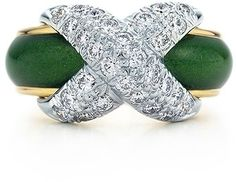 Pretty Jean Schlumberger ring from Tiffany.com