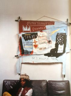 primary-yellow: source: BASQUIAT (Hatje Cantz,...