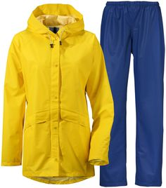 Didriksons Avon Dame Regnsett - Regntøy - Dame Avon, Hooded Jacket, Rain Jacket, Windbreaker, Raincoat, Athletic, Jackets, Fashion, Jacket With Hoodie