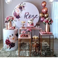 Best Baby Shower Ideas with You 2019 – Page 32 of 33 baby shower ideas; baby shower ideas for boys; Birthday Party Decorations, Baby Shower Decorations, Wedding Decorations, 70th Birthday Parties, Gold Bridal Showers, Gold Baby Showers, Deco Buffet, Gold Party, Baby Shower Games