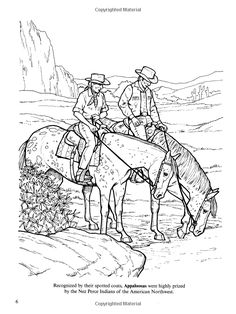 Horse Coloring Pages, Coloring Pages To Print, Colouring Pages, Adult Coloring Pages, Coloring Books, John Green, Disney Horses, Horse Sketch, Cowboy Art