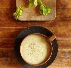 Celery Potato Soup   Vitamix