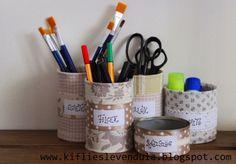 Kifli és levendula Croissant, Arts And Crafts, Diy Crafts, Tin, Recycling, Mugs, Tableware, Halter, Children