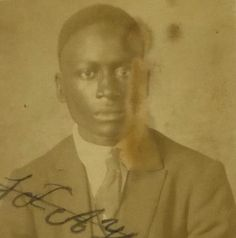 JFA Hemstradt?, 17 years old, Born in St Eustatius as well as parents. Pinned by VintageVirginIslands.com