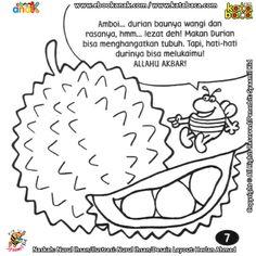 Selain Lezat, Buah Durian Juga Bermanfaat Menghangatkan Tubuh