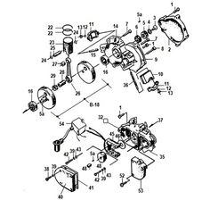 Image result for bicycle engine spark plug lean rich