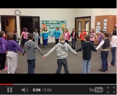 Cut the Cake Singing Game- Pursuit of Joyfulness: a Kodaly Inspired Classroom #musicedchat #kodaly