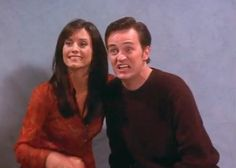 "How to Deal with the Dreaded Chandler Bing Face!!                                                   Photographer: ""I'm sorry is the seat uncomfortable.""
