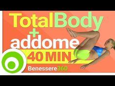 Allenamento Funzionale a Circuito - Esercizi a Corpo Libero per Dimagrire a Casa - YouTube