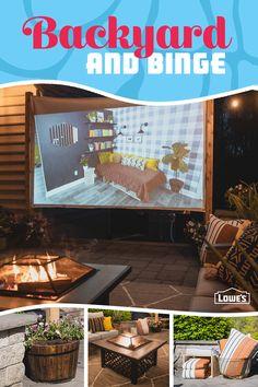 Backyard Patio Designs, Backyard Landscaping, Backyard Ideas, Landscaping Ideas, Garden Ideas, Backyard Retreat, Outdoor Living, Indoor Outdoor, Outdoor Decor
