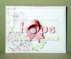 """""""Hope"""" Card"""